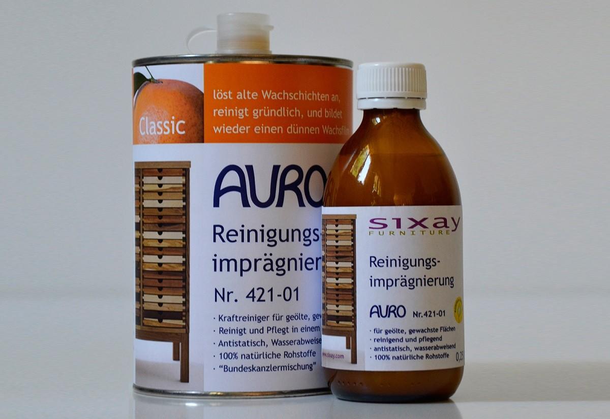 AURO Reinigungs-Imprägnierung