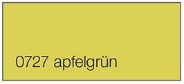 Apfelgrün 0727