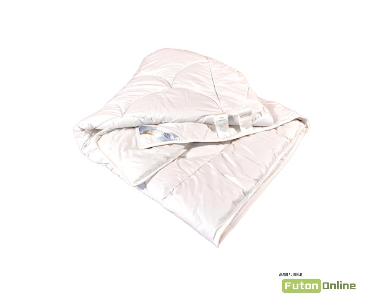 Pappelflaum-Decke