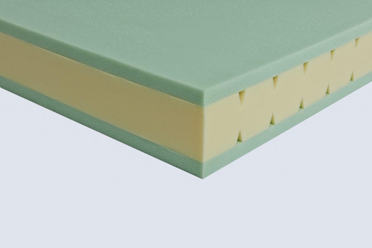 Classic Kaltschaum/Elastschaum-Matratze Ultra-Comfort