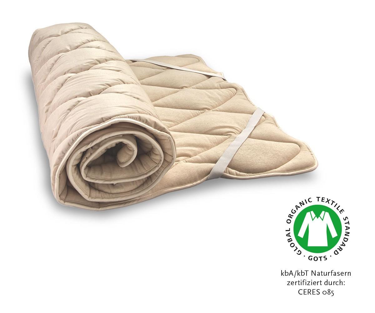 Woll-Unterbett
