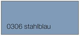 Stahlblau 0306