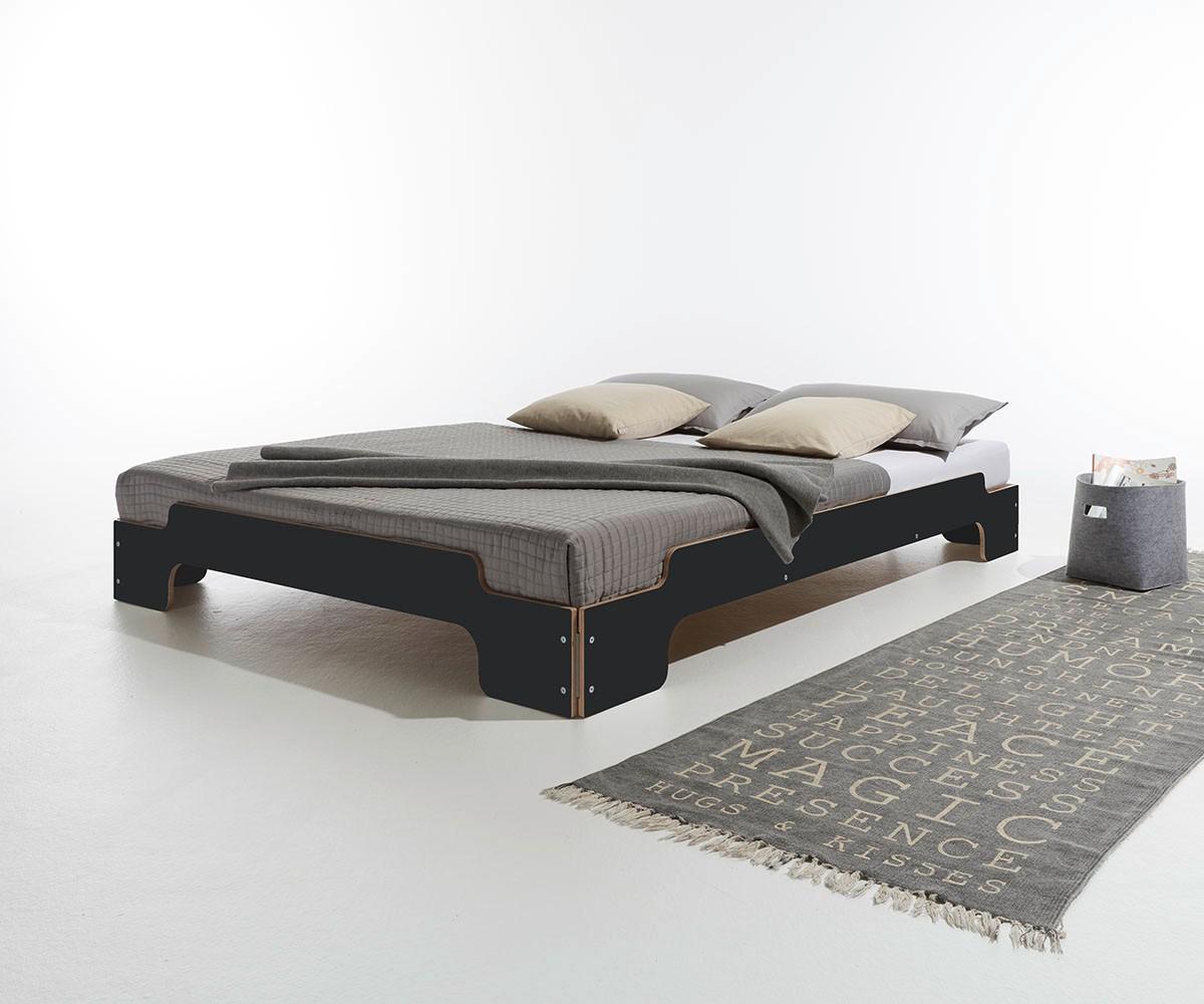 Stapelliege Komfort Doppelbett