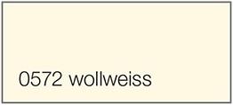 Wollweiss 0572