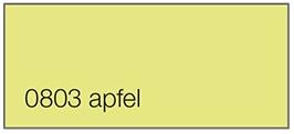 Apfel 0803